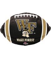 "17"" Wake Forest University Balloon Collegiate"