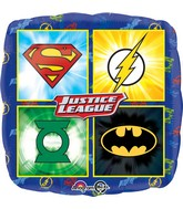 "18"" Justice League Balloon"