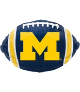 "17"" University of Michigan Balloon Collegiate"