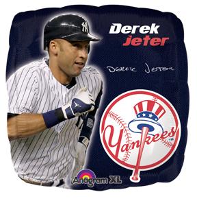 """18"""" MLB New York Yankees Derek Jeter"""