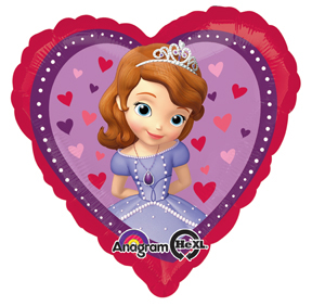 "18"" Disney Princess Sofia The First Love"