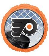 "18"" NHL Philadelphia Flyers Mylar Balloon"