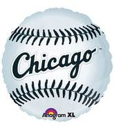 "18"" MLB Chicago White Sox Baseball Balloon"