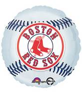 "18"" MLB Boston Red Sox Baseball Balloon"