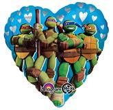 """18"""" Teenage Mutant Ninja Turtles Love"""
