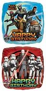 "18"" Star Wars Rebels Birthday Balloon"