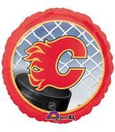 "18"" NHL Calgary Flames Mylar Balloon"