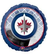 "18"" NHL Winnipeg Jets Mylar Balloon"