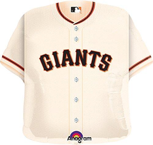 "24"" MLB San Francisco Giants Jersey Balloon"