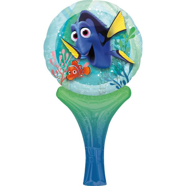 """12"""" Airfill Only Finding Dory Inflate A Fun Balloon Packaged"""