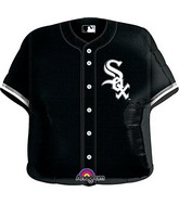 "24"" MLB Chicago White Sox Jersey Balloon"