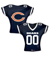 "24"" Balloon Chicago Bears Jersey"