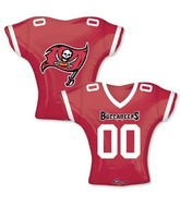 "24"" Balloon Tampa Bay Buccaneers Jersey"