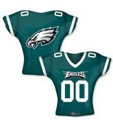 "24"" Balloon Philadelphia Eagles Jersey"