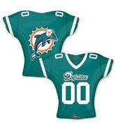 "24"" Balloon Miami Dolphins Jersey"
