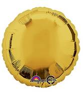 "18"" Gold Circle"