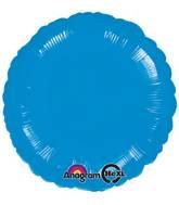 """18"""" Royal Blue Circle"""