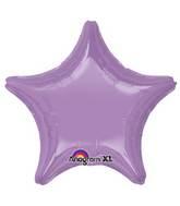 "18"" Pearl Lavender Decorator Star"