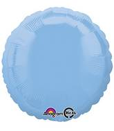 "18"" Pastel Blue Decorator Circle"