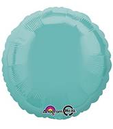 "18"" Robins Egg Blue Decorator Circle"