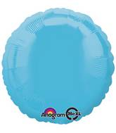 "18"" Caribbean Blue Decorator Circle"