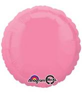 "18"" Bright Bubble Gum Pink Decorator Circle"