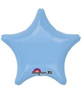 "18"" Pastel Blue Decorator Star"