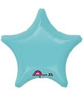 "18"" Robins Egg Blue Decorator Star"