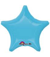 "18"" Caribbean Blue Decorator Star"