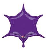 "22"" Purple 6-Point"