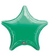 "18"" Green Star Packaged"