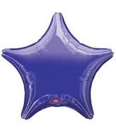 "18"" Purple Star"