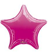 "18"" Fuchsia Star"