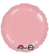 """18"""" Pastel Pink Circle"""