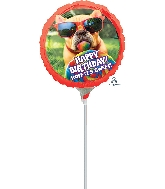 """9"""" Avanti Sweet Birthday Balloon"""
