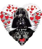 """18"""" Star Wars - Love Balloon"""