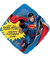 Superman Mylar Balloons