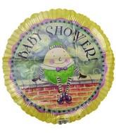 "18"" Baby Shower Humpty Dumpty Balloon"