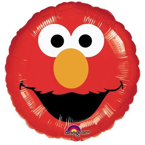 """18"""" Sesame Street Elmo Smiles Balloon"""