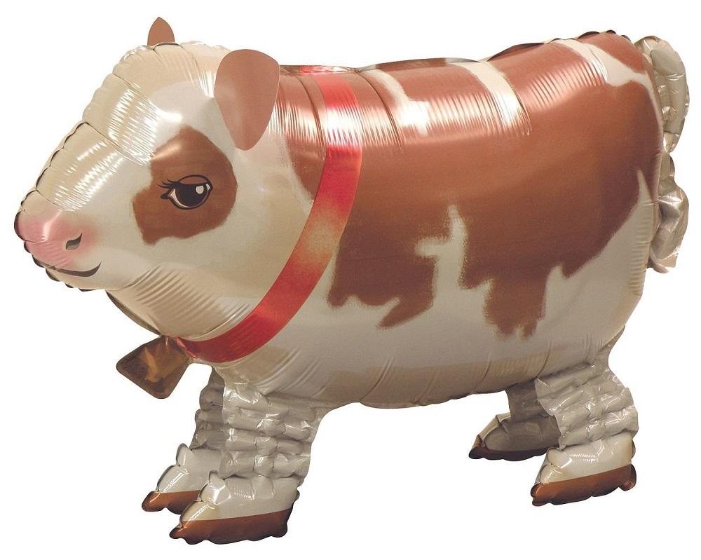 """25"""" Air-walker Cute Cow"""