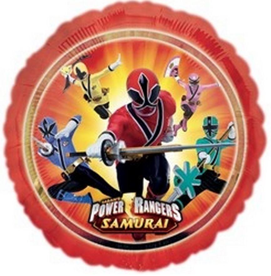 """9"""" Airfill Power Rangers Samurai"""