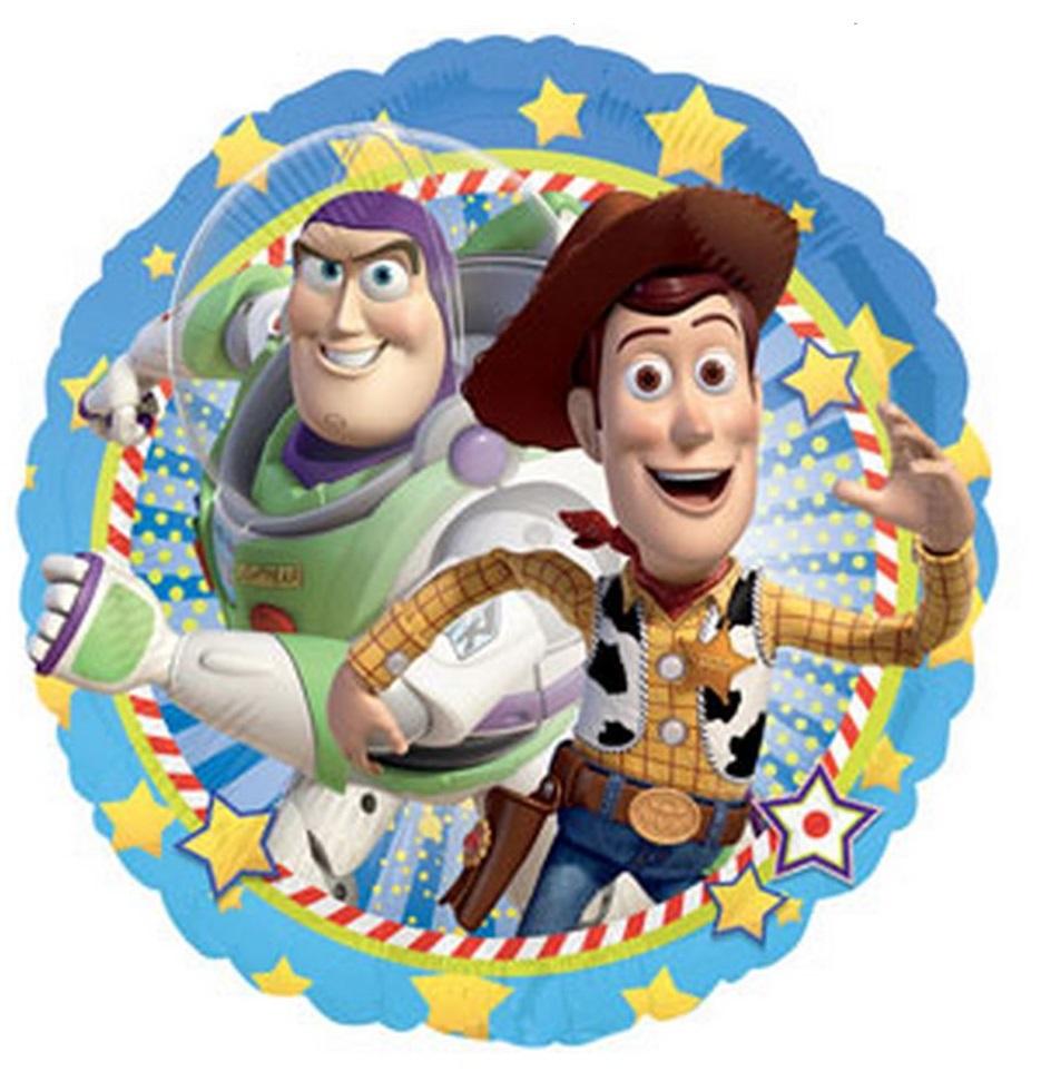 "18"" Disney Toy Buzz & Woody Party Balloon"
