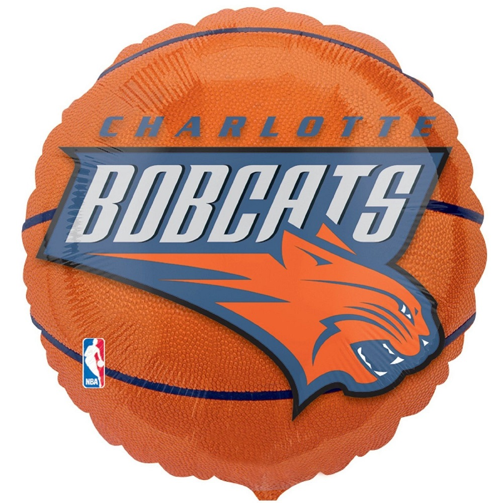 "18"" NBA Charlotte Bobcats Basketball"