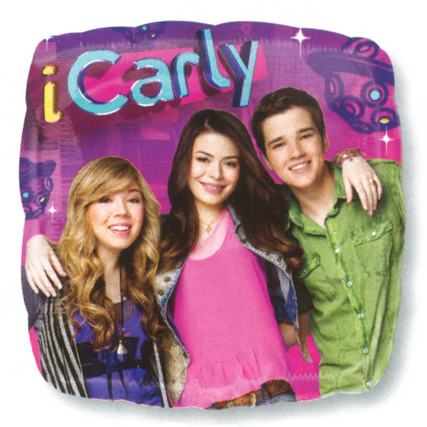 "18"" iCarly Group Party Foil Balloon"