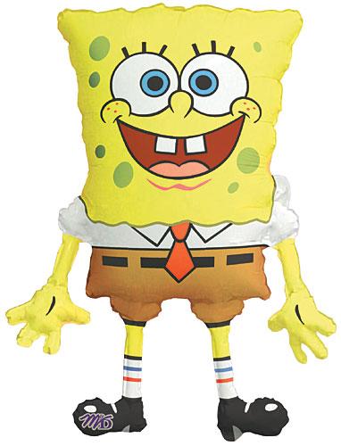"28"" SpongeBob Balloon Square Pants"