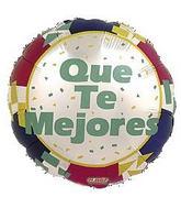 """4"""" Airfill Que Te Mejores Balloon"""