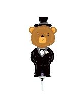 "14"" Aifill Only Mini Shape Groom Bear"
