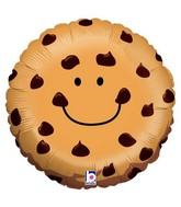 "21"" Choclolate Chip Cookie Balloon"