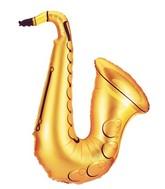 "37"" Foil Shape Balloon Saxophone"