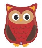 Owl Balloons Mylar Balloons